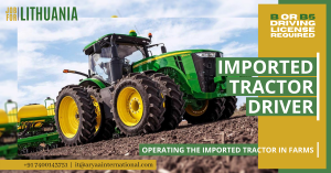 IMPORTED TRACKER DRIVER