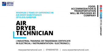 Air Drier Technician