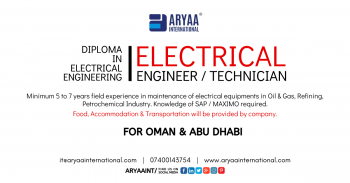 Electrical Engineer _ Technician